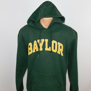 Baylor Champion pullover hoodie. M